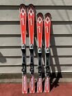 Volkl Tigershark Jr Skis With Salomon TZ 5 Jr Adjustable Bindings