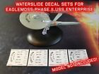 NO MODEL PHASE 2 CONSTITUTION CLASS Registry - Star Trek EAGLEMOSS - DECALS ONLY on eBay