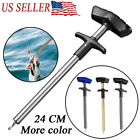 Easy Fish Hook Remover Puller Detacher T-handle Extractor Fishing Tackle Tool Us