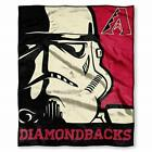 Officially Licensed Mlb Intimidation Hd Silk Touch Throw Blanket, Soft  Cozy, W on Ebay