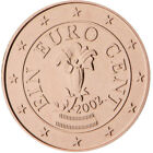 1c Euro Coins 1999 to 2017  Various Countries