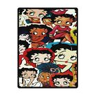 Cute blankets, can custom , Betty boop Wallpapers blankets $35.0 USD on eBay