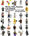 Movie Film Horror Minifigure Lego & Custo Minifigures BUY 3 & 1 FREE Mini Figure on eBay