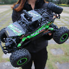 112 RC Monster Truck Off-Road Vehicle 24G Remote Control Buggy Crawler Car 4WD