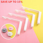Triangle Bed Sheet Mattress Holder Fastener Grippers Clips Suspender Straps 4Pcs image