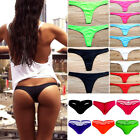 Sexy Womens Bikini Brazilian Thong Swimwear Swimsuit Brief Bottom Swimsuit $4.12 USD on eBay