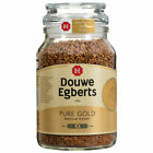 Douwe Egberts Pure Gold Instant Coffee 400g (1,2,3,4,5,6)