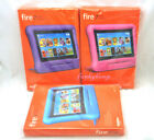 "New Sealed Fire 7 Kids Edition 7"" Display 16GB Blue Pink Purple 2019 Model"