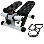 Air Stair Climber Stepper Exercise Machine Aerobic Fitness Equipment + Bands US
