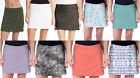 LIMITED NEW Colorado Clothing Everyday Tranquility Skirt Skort FREE SHIP XS-XXL!