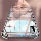 360° Silicone Protective Clear Crystal Thickened Case Cover For Smart Cellphone-