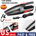Car Vacuum Cleaner 12V With 120W For Auto Mini Portable Wet Dry Handheld Duster#