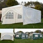 Heavy Duty Gazebo Pavilion Cater Tent Events Canopy Outdoor Party Wedding Decor