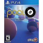 Pure Pool PS4 w/Game, Case, Manual AMAZINGLY Billiards Playstation 4 game Used $15.0 USD on eBay