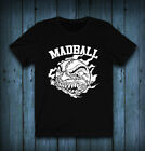 56765MADBALL logo T-Shirt exclusive 100% Cotton image
