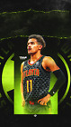 Trae Young POSTER Atlanta Hawks Trae Young canvas  art illustration print on eBay
