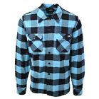 Dickies Men's Plaid Sacramento L/S Flannel Shirt