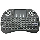 i8 2.4GHz Mini Wireless Air Mouse Keyboard Remote Control With Mic for Smart TV