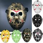 Jason Mask Cosplay Halloween Costume Mask Prop Horror Hockey for Masquerade Bar