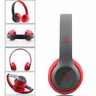 Wireless Bluetooth Kids Over-Ear Headphones Earphones for iPad/Tablet/Phones CA