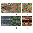 Diy Brick Tile Stickers Home Decor Kitchen Bathroom Wall Wallpaper Decal#lac