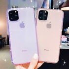 Coque Silicone iPhone 11 12 Pro Max 12 Mini SE 2020 XR X XS MAX 8 7 6 Plus