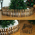 Christmas Tree Wooden Picket Fence Tree Stand Tree Gate Wedding Party Decor 1.6m