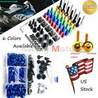 Motorcycle Fairing Bolt Kit Clip Screws Nuts For Triumph Tiger 1050 2007-2012 $26.09 USD on eBay
