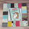 """Make Today Magical 12"""" x 12"""" Paper Pad  By Paper Studio Unicorn Scrapboking"""