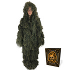 Youth Arcturus Ghost Ghillie Suit | Super-Dense Hunting Camo for Teens
