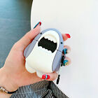 Cute Cartoon 3D Silicone Airpod Shockproof Case Cover Skin For Apple Airpods 1 2
