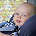 Toddler tints baby car window shade, Car window shades for kids