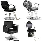 Hydraulic Barber Chair Salon Styling Beauty Spa Shampoo Hairdressing Equipment