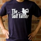The Golf Father T-Shirt - Free Shipping - Funny Novelty Shirt Men