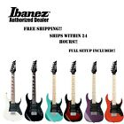 **IBANEZ GRGM21 MIKRO ELECTRIC GUITAR W/ FULL SETUP AND FREE SHIPPING!!**
