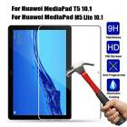 "For Huawei MediaPad M5 Lite T5 10.1"" Tablet HD Tempered Glass Screen Protector"