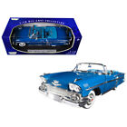 New 1958 Chevrolet Impala Turquoise 1/18 Diecast Car Model by Motormax 73112TUR