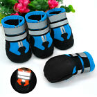 Non Slip Dog Boots for Large Dogs Waterproof Reflective Protective Dog Shoes XXL