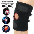 Adjustable Knee Brace Patella Elastic Fastener Support Sports Kneecap Stabilizer