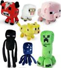 For Kids Gift Xmas Minecraft Animal Plush Toys Stuffed Animals Soft Toy Plushies