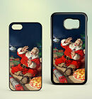 Santa Claus Vintage Coca Cola Christmas Seasonal Plastic Hard Phone Case Cover £5.99  on eBay