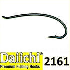 DAIICHI 2161 Salmon Steelhead Iron fly tying hooks -- 100 ct. box