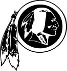 "Washington Redskins NFL Decal ""Sticker"" for Car or Truck or Laptop $4.99 USD on eBay"