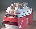 NEW! RARE! BLACK LABEL MEN'S CONVERSE FIRST STRING 1970s ALL PRICES NEGOTIABLE!