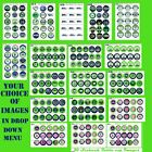 """Seattle Seahawks your choice of 17 sheets of 15-1"""" Precut Bottle Cap Images $2.49 USD on eBay"""