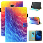 Smart Leather Wallet Case Cover For Samsung Galaxy Tab A 10.1 T580 / S3 9.7 T820