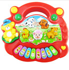 Toy For Baby Kids Farm Piano Musical Educational Development Fun Toy Music Gift