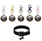 Buffalo Sabres Pet Tag Collar Charm Hockey Dog Cat - Pick Your Color $14.99 USD on eBay
