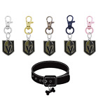 Vegas Golden Knights Pet Tag Collar Charm Hockey Dog Cat - Pick Your Color $14.99 USD on eBay