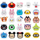Cartoon Animal Phone Charger Protector Soft Cord Cable Funny Bite Accessories US